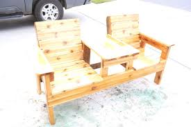 how to build a patio table amazing 50 diy patio furniture plans luxury scheme bench ideas