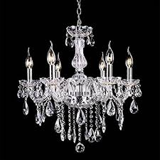 Real Candle Chandelier Wakrays L Fixture Pendant Light Ceiling