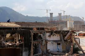 Rio Olympic Venues Now The Olympics Are Screwing Rio De Janeiro U0027s Poorest Citizens Out Of