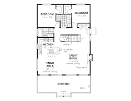 Vaulted Ceiling Floor Plans 4483 Best House Plans I Like Images On Pinterest Small Houses 18