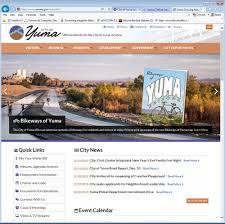 Yuma Arizona Map by Yuma Bikeways Map U2014 Naomi Leeman