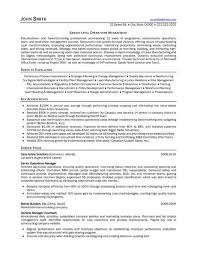 Manufacturing Job Resume by Management Consulting Resume Berathen Com