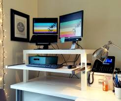 Diy Stand Up Desk Ikea Tremendous It Ikea How To Build A Standing Desk And Ikea Standing