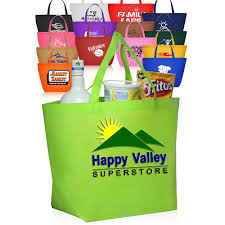 custom shopping and grocery reusable tote bags discount mugs