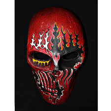 Mask Halloween Costume Army Mask Airsoft Paintball Mask Halloween Mask