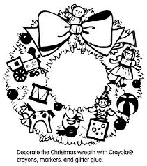 christmas reef coloring pages christmas online coloring pages page