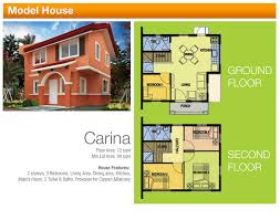 Camella Homes Drina Floor Plan Camella Series Camella Homes Tarlac