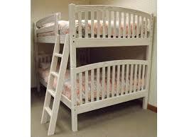 B Queen Bunk Bed Arched The Bunk  Loft Factory - Queen over queen bunk bed