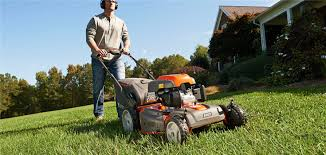 husqvarna push mowers awd walk behind and commercial lawn mowers