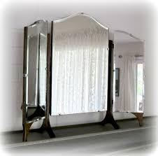 tri fold bathroom vanity mirrors fabulous bathroom vanity mirrors