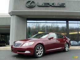 lexus ls sedan 2007 2007 noble spinel mica lexus ls 460 21460453 gtcarlot com car