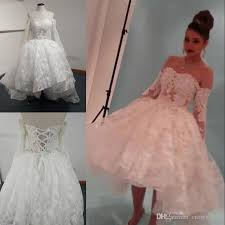 high low wedding dress with sleeves real photos lace sleeve high low wedding dresses the