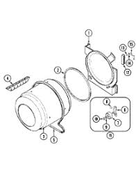 parts for maytag pye2300ayw dryer appliancepartspros com