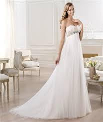 empire wedding dress empire waist maternity wedding dress 2245