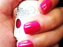 gelish nails bridgend mobile nail salon shellac nails