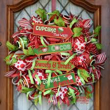 christmas mesh wreaths christmas wreath christmas mesh wreath christmas whimsical