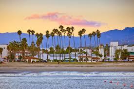 santa barbara weekend getaway california beaches