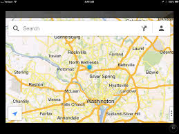 G00gle Maps Maps For Ios What Does Google Have Against Tablets U2013 Tech Pinions