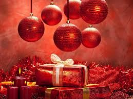 new year gifts free new year christmas decorations gifts candles backgrounds