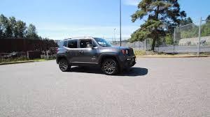 granite jeep renegade 2016 jeep renegade 75th anniversary edition granite gpd67229
