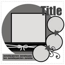 templates for scrapbooking 856 best sketches templates images on scrapbook
