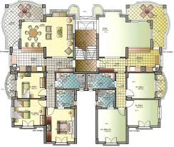 home design apartment building plans in addition floor regarding
