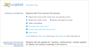 Profile On Resume Adding Linkedin Profile To Resume Resume For Your Job Application