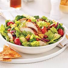 cuisine mexicaine recette salade mexicaine au poulet recettes cuisine et nutrition