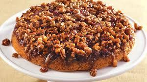 cranberry upside down cake recipe bettycrocker com