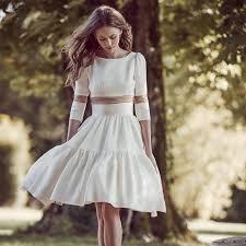 robe de mariã courte robe de mariée courte les plus belles robes de mariée courtes