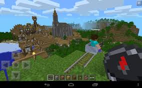 minecraft free for android minecraft pocket edition for android version 1 2 0 25