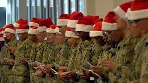 fort sill soldiers sing carols at the oklahoman newsok
