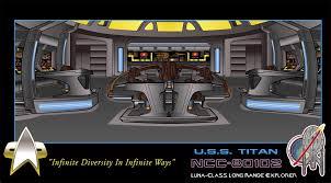 Riker Chair Star Trek Titan Guide U2013 Julio Angel Ortiz Writer