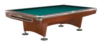 brunswick 7ft pool table brunswick table pool gold crown v mahagony 9ft nickel trimm for sale