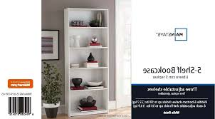 15 Best Ideas Of Walmart White Bookcases White Bookcase Walmart