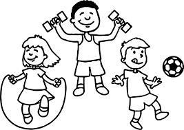 may sports coloring page wecoloringpage