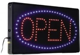 Open Light Up Sign Shine Like Neon Save Like Led U2013 Introducing The Icatcher 3d Led