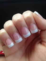 White Pink Nail Solar Nails What Is The About It Fmag Com