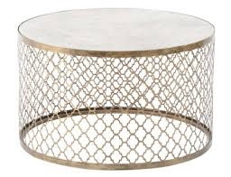 Round Glass Coffee Table by Coffee Tables Splendid Round Rose Gold Coffee Table Unforeseen