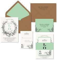 letterpress wedding invitation gallery u2014 the laughing owl press co