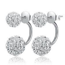 beautiful earings beautiful 925 sterling silver jewelry earrings shambhala