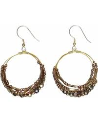 hoops earrings india new savings on sitara collections amal handmade hoop earrings