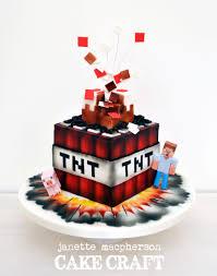 minecraft birthday cake cakecentral com