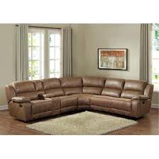 leather sectionals with recliner u2013 mthandbags com