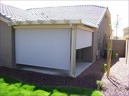 Outdoor Canopy For Patio by Outdoor Ideas Roll Down Blinds For Outside Yard Shade Solutions
