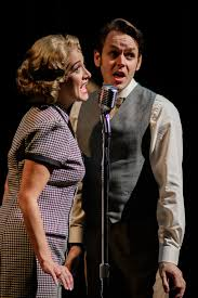review rosemary clooney musical at merry go round succeeds in
