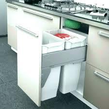 poubelle cuisine encastrable dans plan de travail poubelle cuisine encastrable dans plan de travail une astuce pour la
