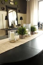 dining room table decor ideas i loved my black dining room walls i would love to try this too