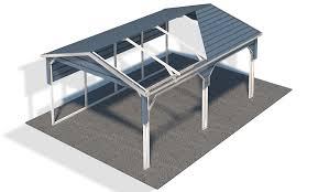 Metal Carport Metal Carports And Buildings Components Carport 1