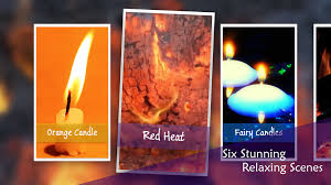 chill u0026 relax tv fireplace fire u0026 candle hd video apps 148apps